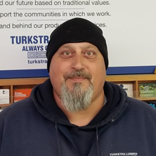 John - Driver at Turkstra Lumber Stoney Creek