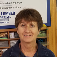 Cheryl - Counter Staff at Turkstra Lumber Stoney Creek